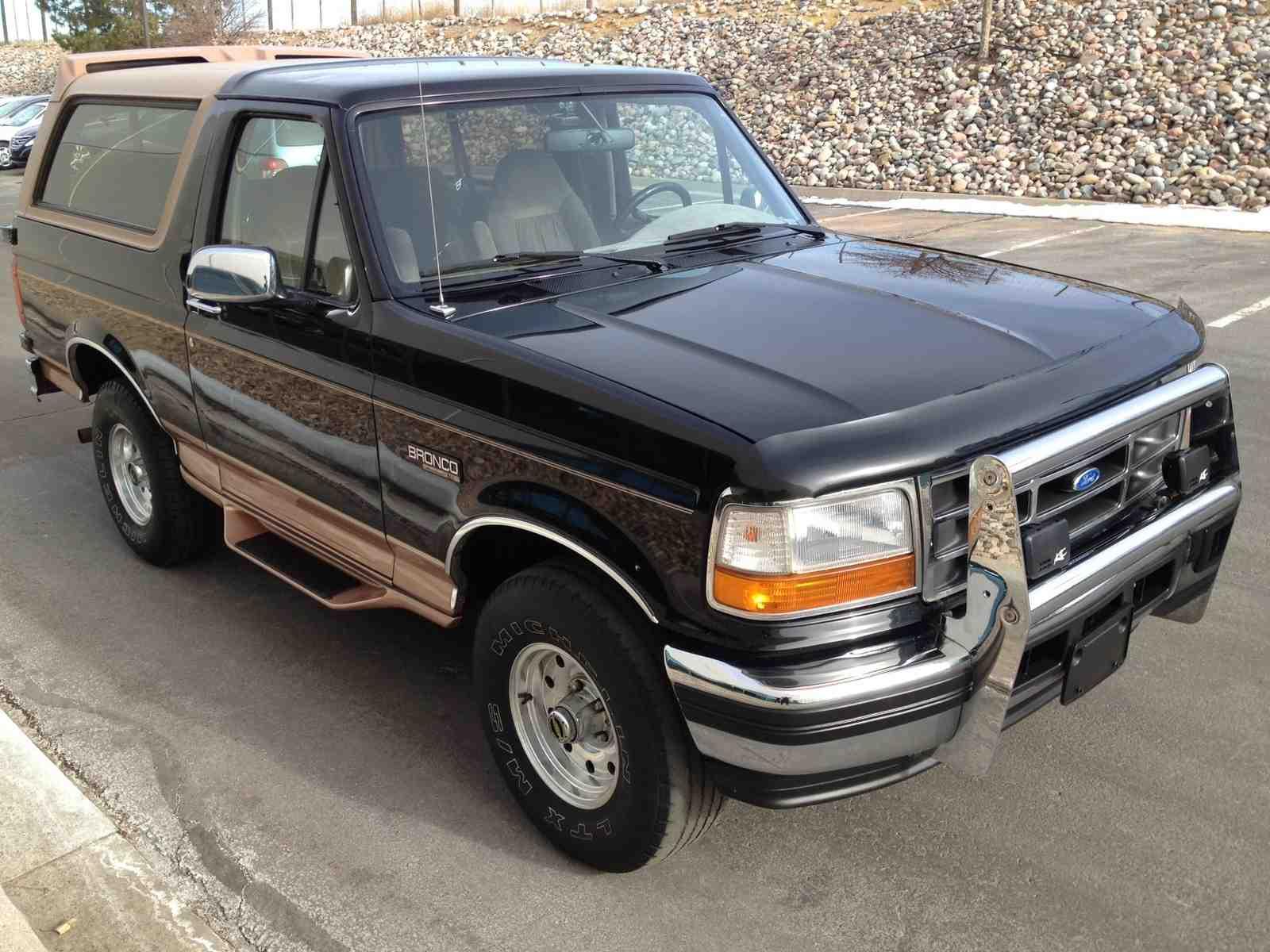 Ford Pick-ups, Bronco, F100, F150, F250, F350 Workshop Service