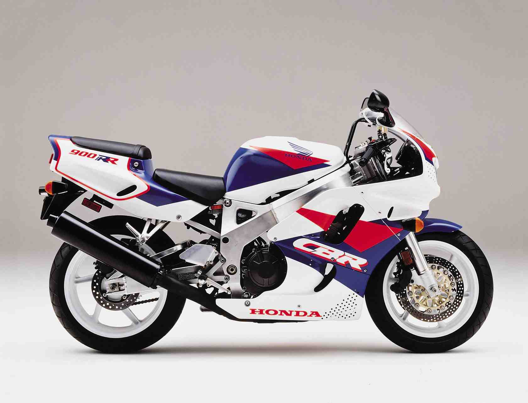 Honda CBR900RR, CBR900RR-919 Fireblade Motorcycle Workshop Service Repair  Manual 1996-1998 (