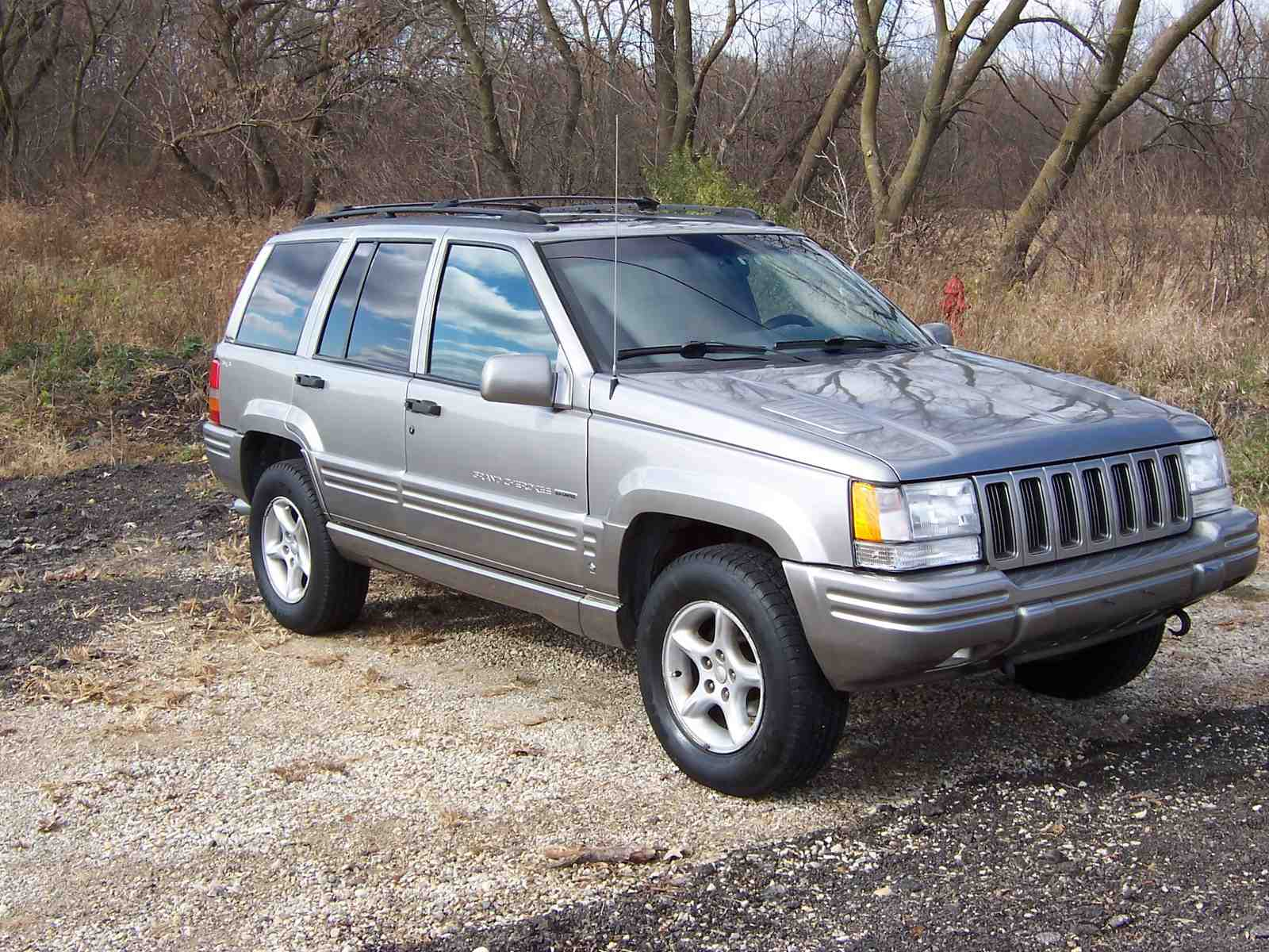 Jeep Grand Cherokee ZJ Workshop Service Repair Manual 1998 (3,000+ Pages,  Searchable,