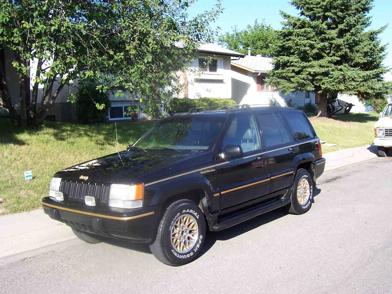 Jeep Grand Cherokee ZJ Workshop Service Repair Manual 1993 (1,800+ Pages,  Searchable,