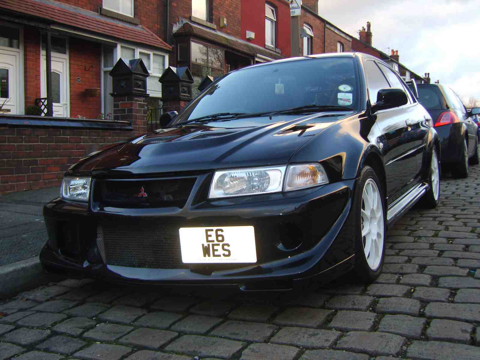 Mitsubishi Lancer Evolution IV, Evolution V, Evolution VI (Evo 4, Evo 5