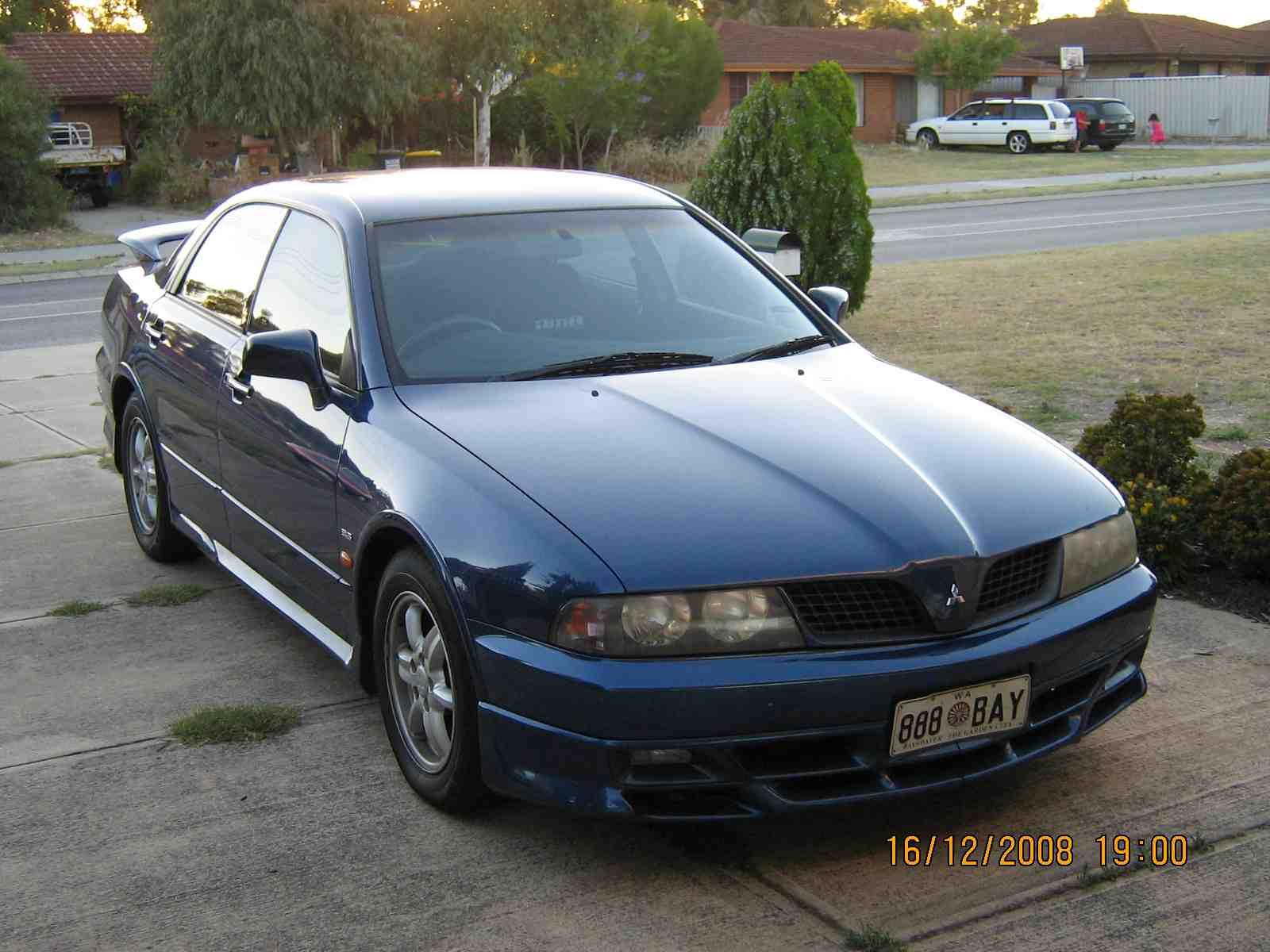 Mitsubishi Magna (1998-2001 TH Series, 1998-2002 TJ Series), Verada  Diamante (1998-2001 KH Series, 1998-2002 KJ Series), Ralliart Magna  (2000-2002 TJ ...