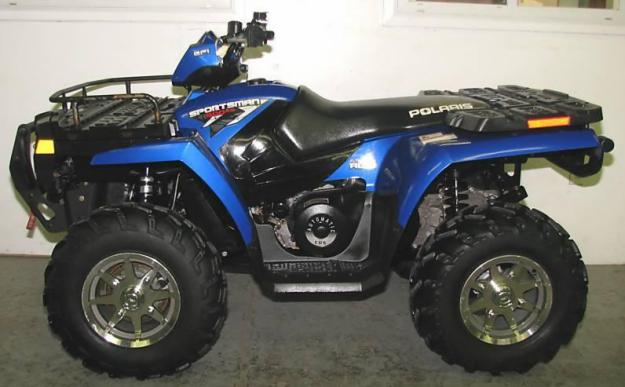 2007 polaris sportsman 450 500 efi 500 x2 efi factory service repair manual