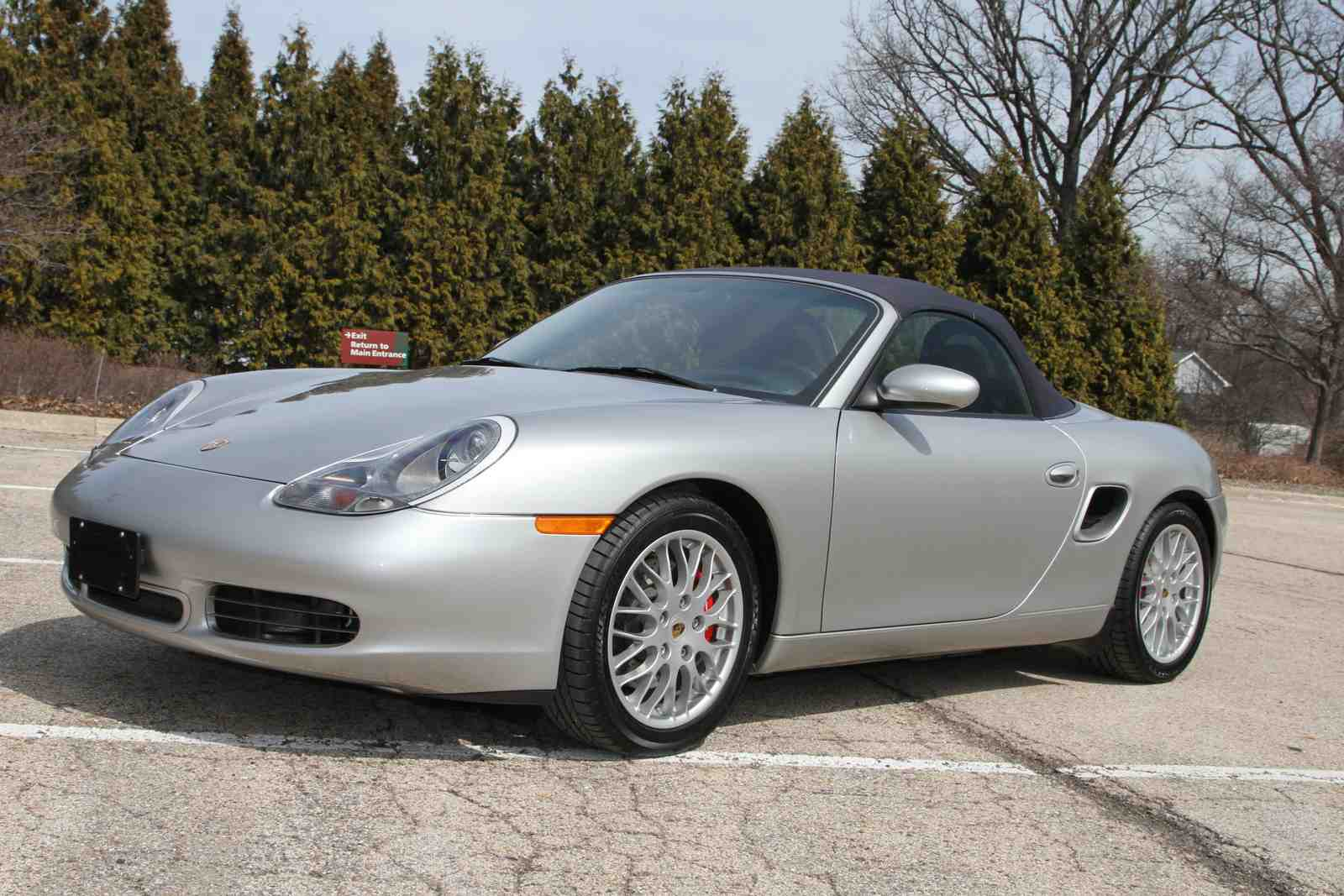 Porsche Boxster, Boxster S (Type 986) Workshop Service Repair Manual  1996-2001