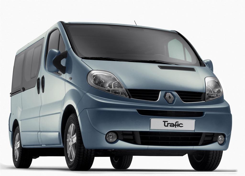 Renault Trafic  A K A  Nissan Primastar  Opel