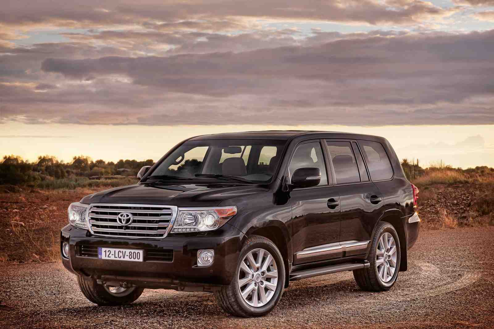 Toyota Land Cruiser 2007-2015 Workshop Repair & Service Manual ☆COMPLETE &  INFORMATIVE for