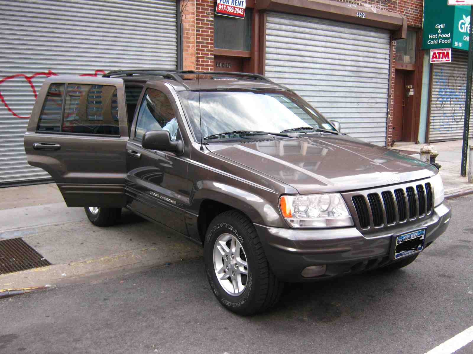 Jeep Grand Cherokee WJ Workshop Service Repair Manual 2000 (2,600+ Pages,  108MB,