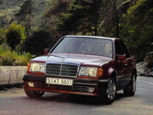 Mercedes-Benz Typ-124 Limousine, T-Limousine, Coupe, Cabriolet (E 200 D bis E500) Workshop Service Repair Manual 1985-1997 (DE) (6,000+ Pages, 669MB, Searchable, Printable, Indexed PDF)
