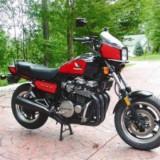 1984-1986 Honda CB700SC Nighthawk Motorcycle Workshop Repair Service Manual