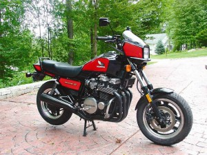 1984-1986 Honda CB700SC Nighthawk Motorcycle Workshop Repair Service Manual
