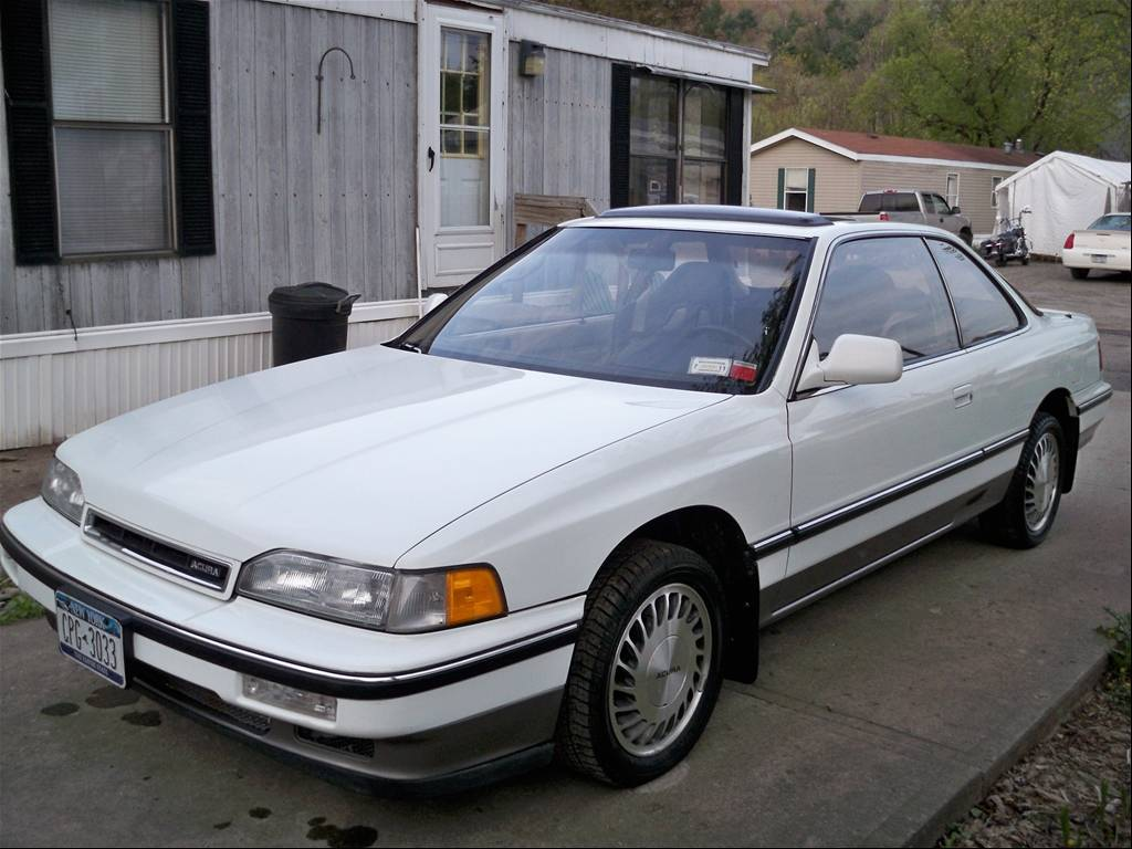 1988 1990 acura legend coupe workshop repair   service 1989 Acura Legend 1989 Acura Legend