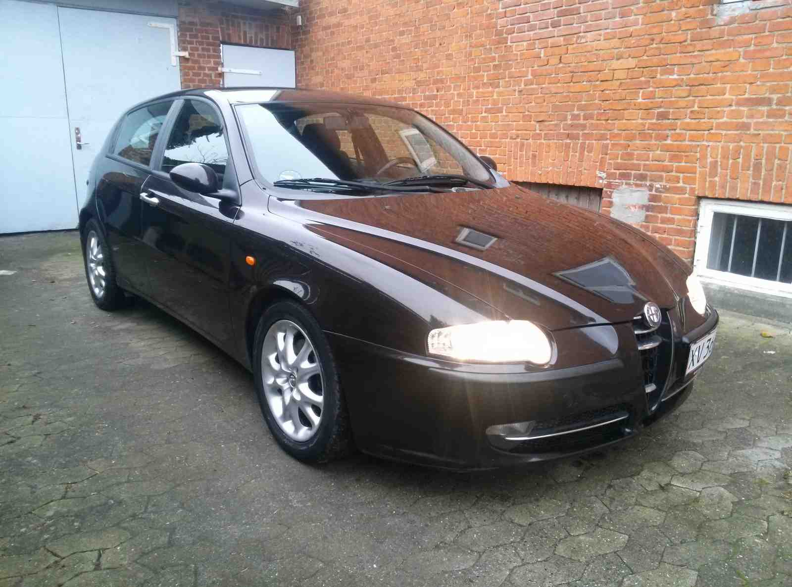 2000 2010 alfa romeo 147 workshop repair service manual. Black Bedroom Furniture Sets. Home Design Ideas