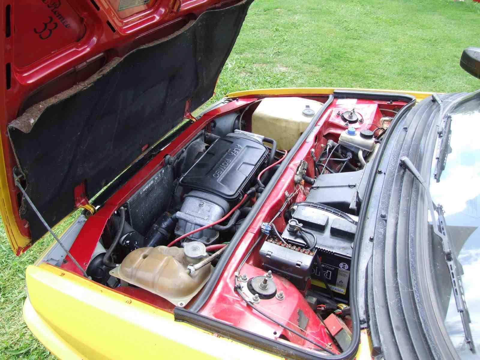 1983-1989 Alfa Romeo 33, 33 Sport Wagon Workshop Repair & Service Manual (