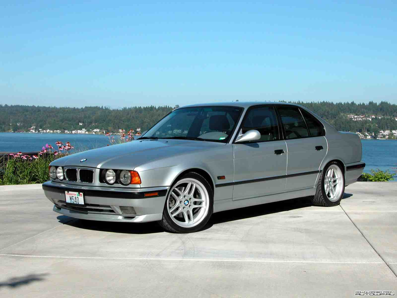 1988 1996 Bmw 5 Series E34 Workshop Repair Service Manual Wiring Diagram