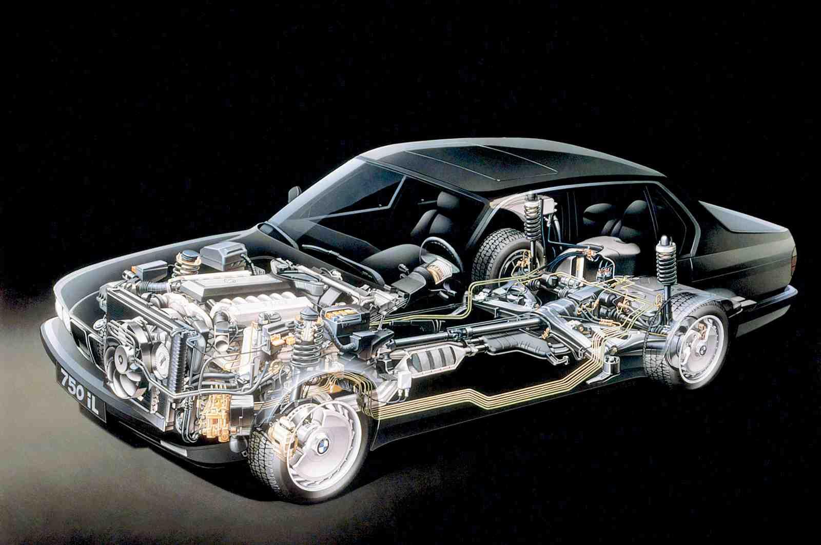... 740iL, 750iL Workshop Repair & Service Manual. March 27, 2014 admin ·  1988-1994 BMW 7-Series (E32) 735i, 735iL, 740i,