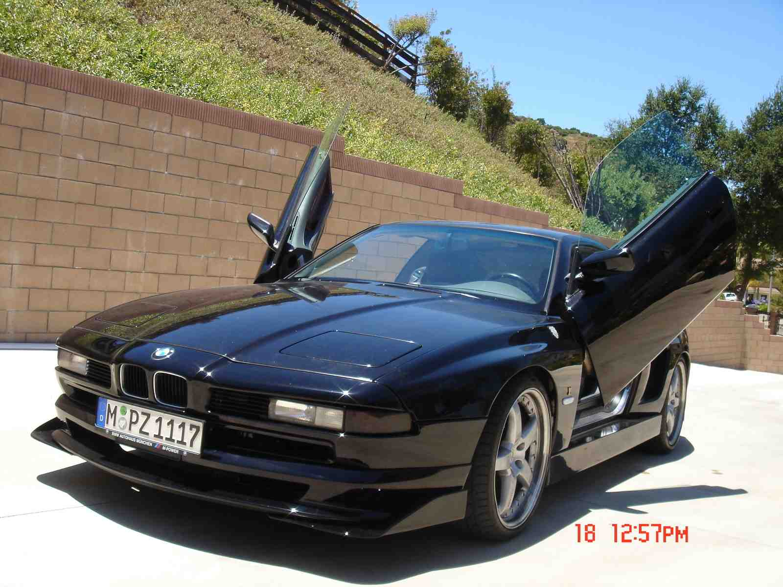 1989-1999 BMW 8-Series (E31) 840Ci, 850i, 850Ci, 850CSi, M8 Workshop ...
