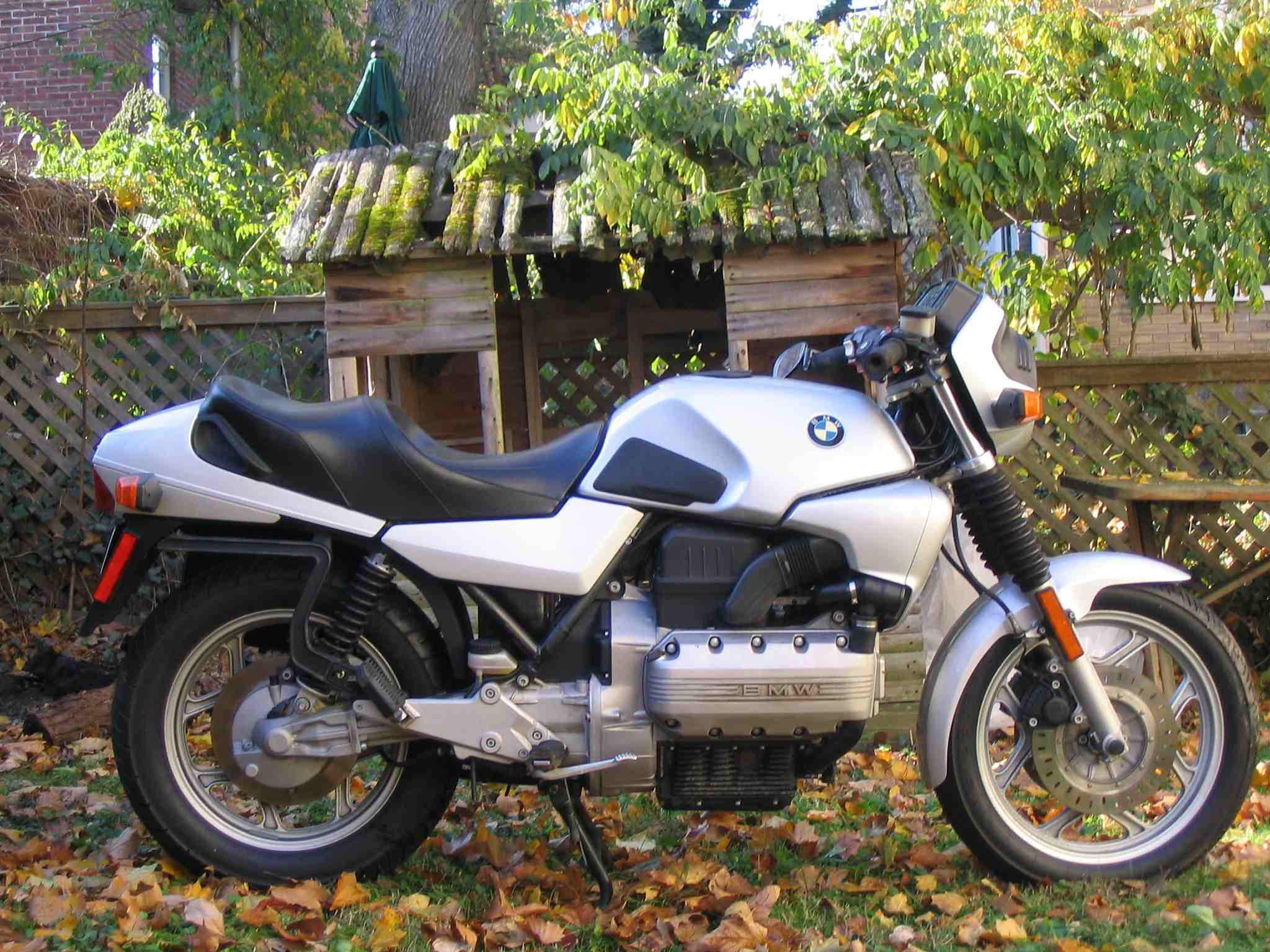 1983 1989 bmw k100 k75 owners 39 workshop repair manual. Black Bedroom Furniture Sets. Home Design Ideas