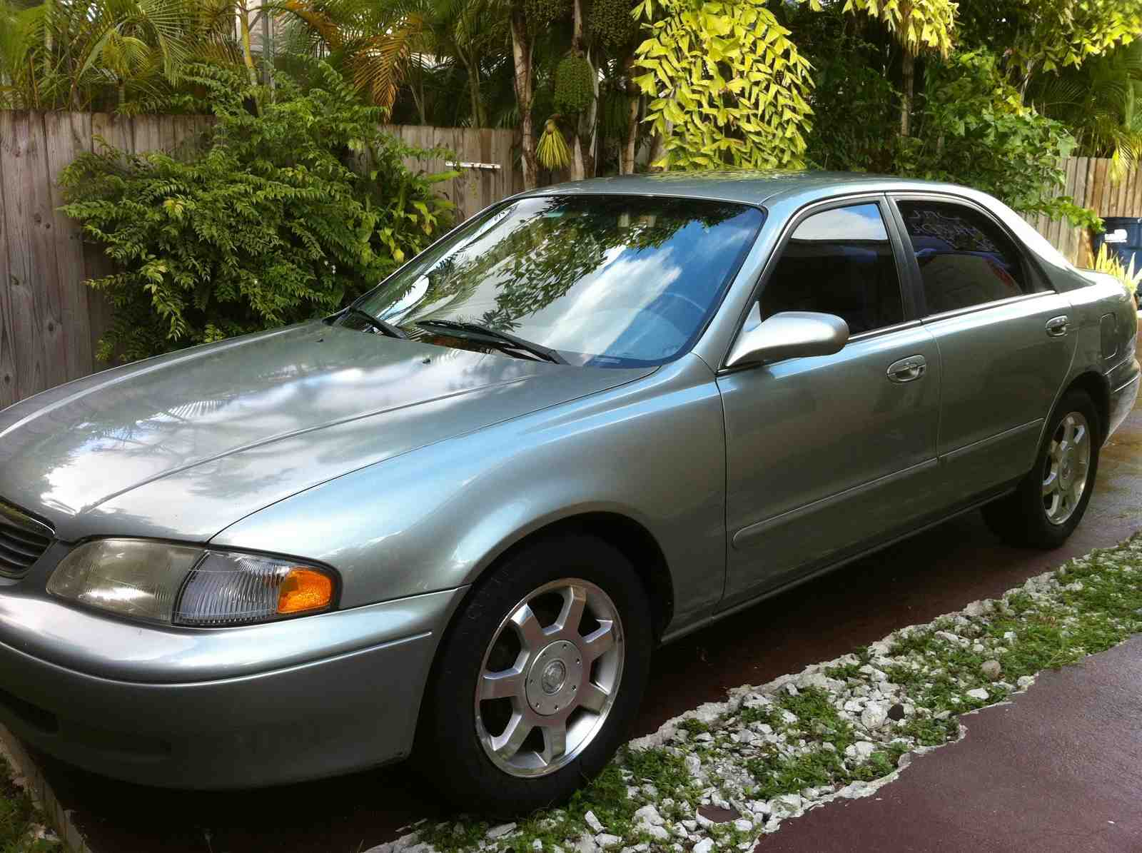 Mazda 626 GF GW 1999 Workshop Service Repair Manual