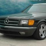 1981-1991 Mercedes-Benz Model 126 Series Workshop Repair & Service Manual (1.3G Printable PDF)
