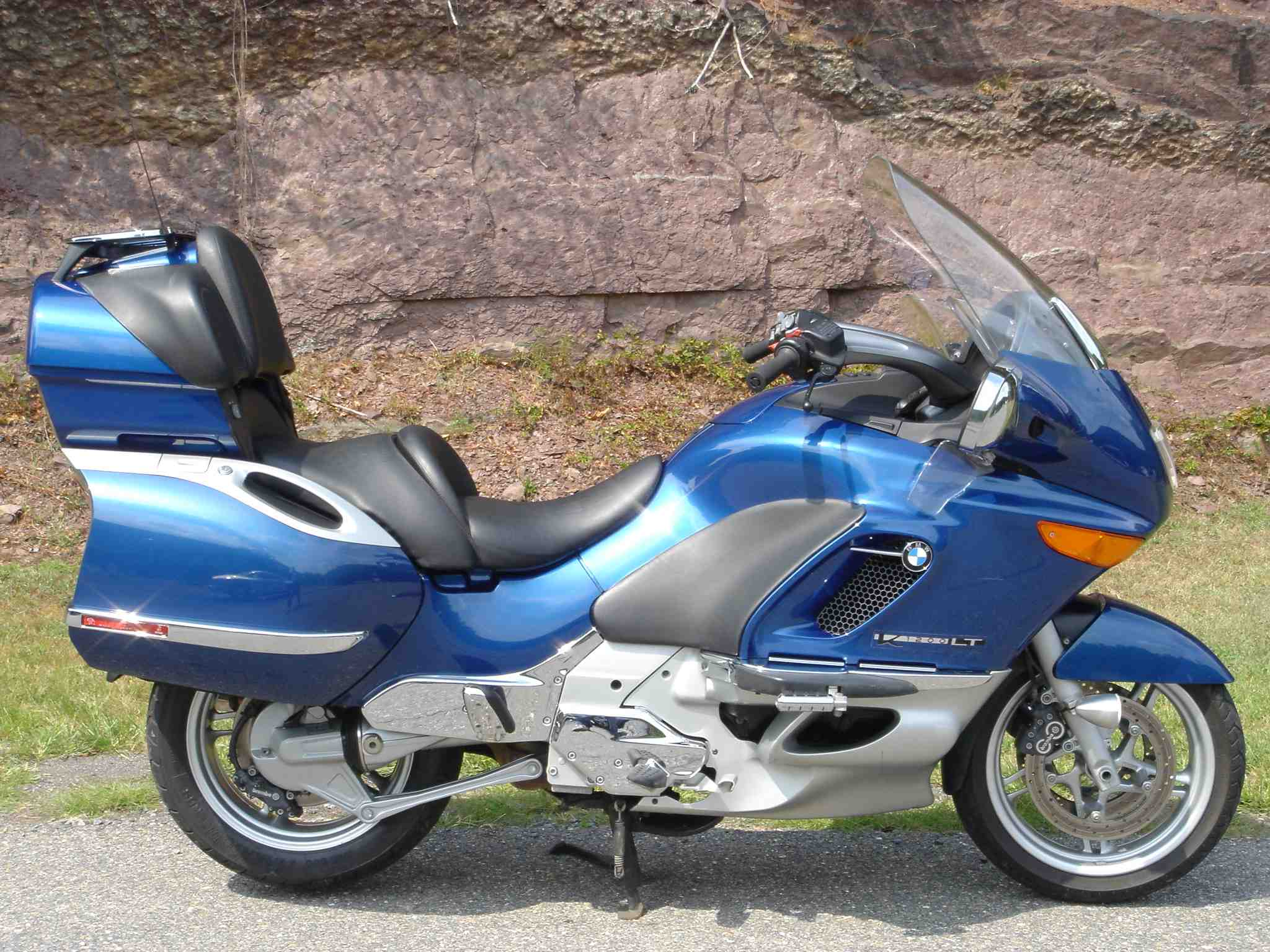 1998-2009 BMW K1200LT Motorcycle Workshop Repair & Service Manual (452  Pages, Searchable