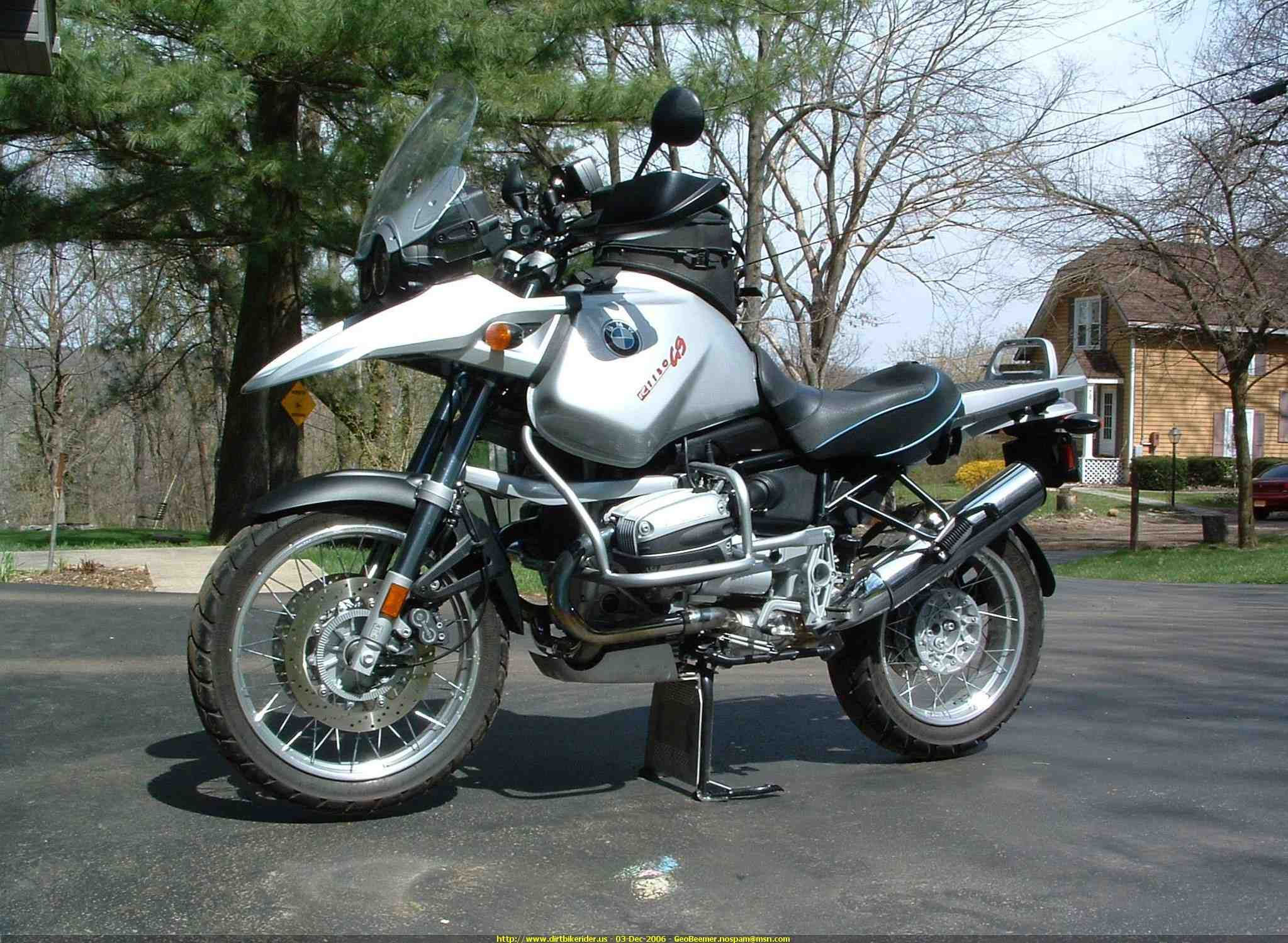 1999-2003 BMW R1150GS Motorcycle Workshop Repair & Service Manual  (Searchable, Printable,