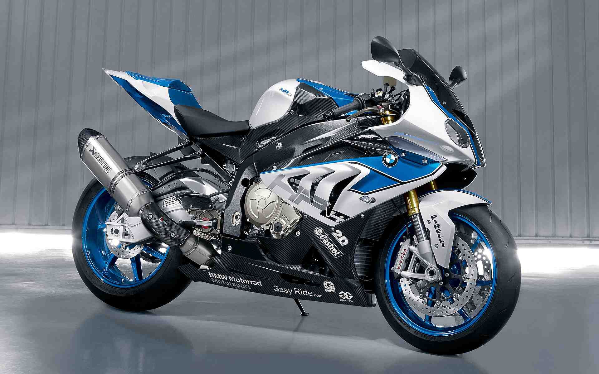 2009-2010 BMW S1000RR Motorcycle Workshop Repair & Service Manual (262MB  CD, Searchable