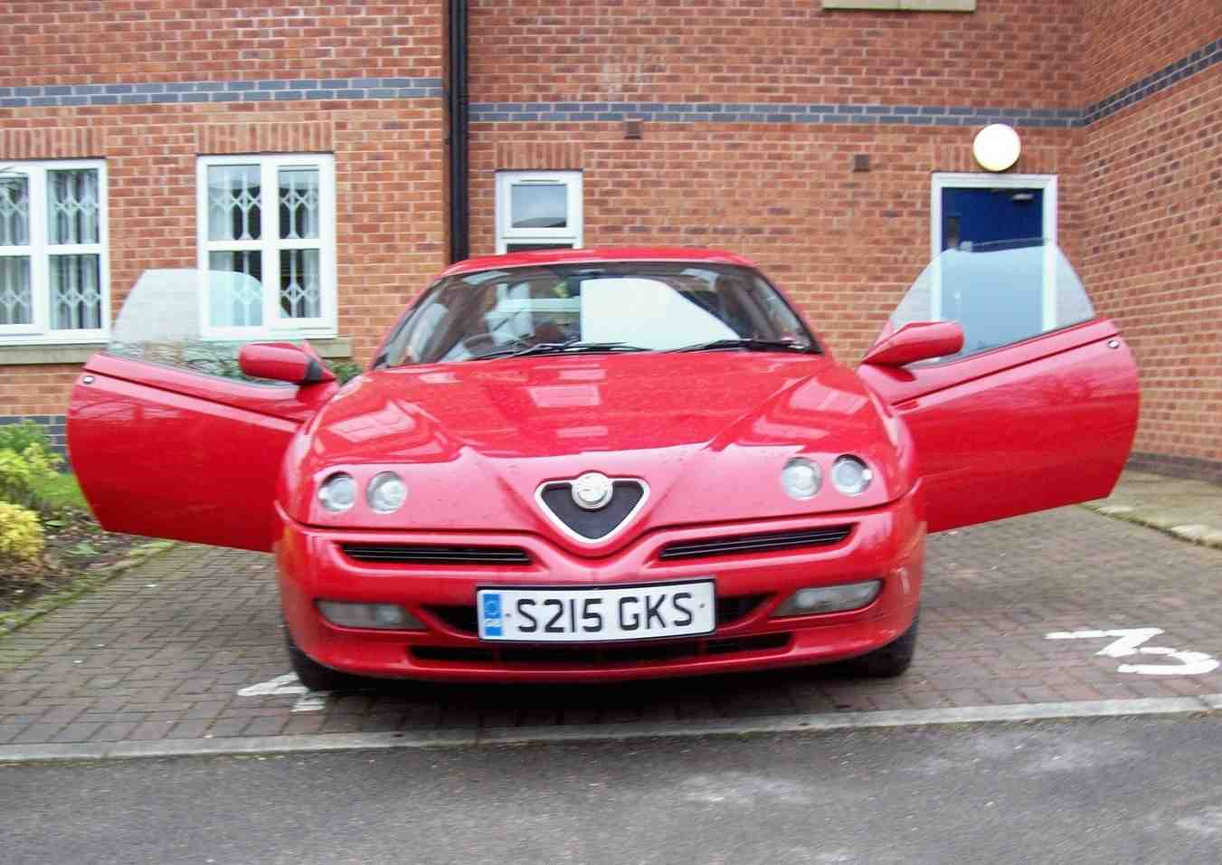 Alfa Romeo GTV Spider Workshop Repair Service Manual - Alfa romeo spider workshop manual