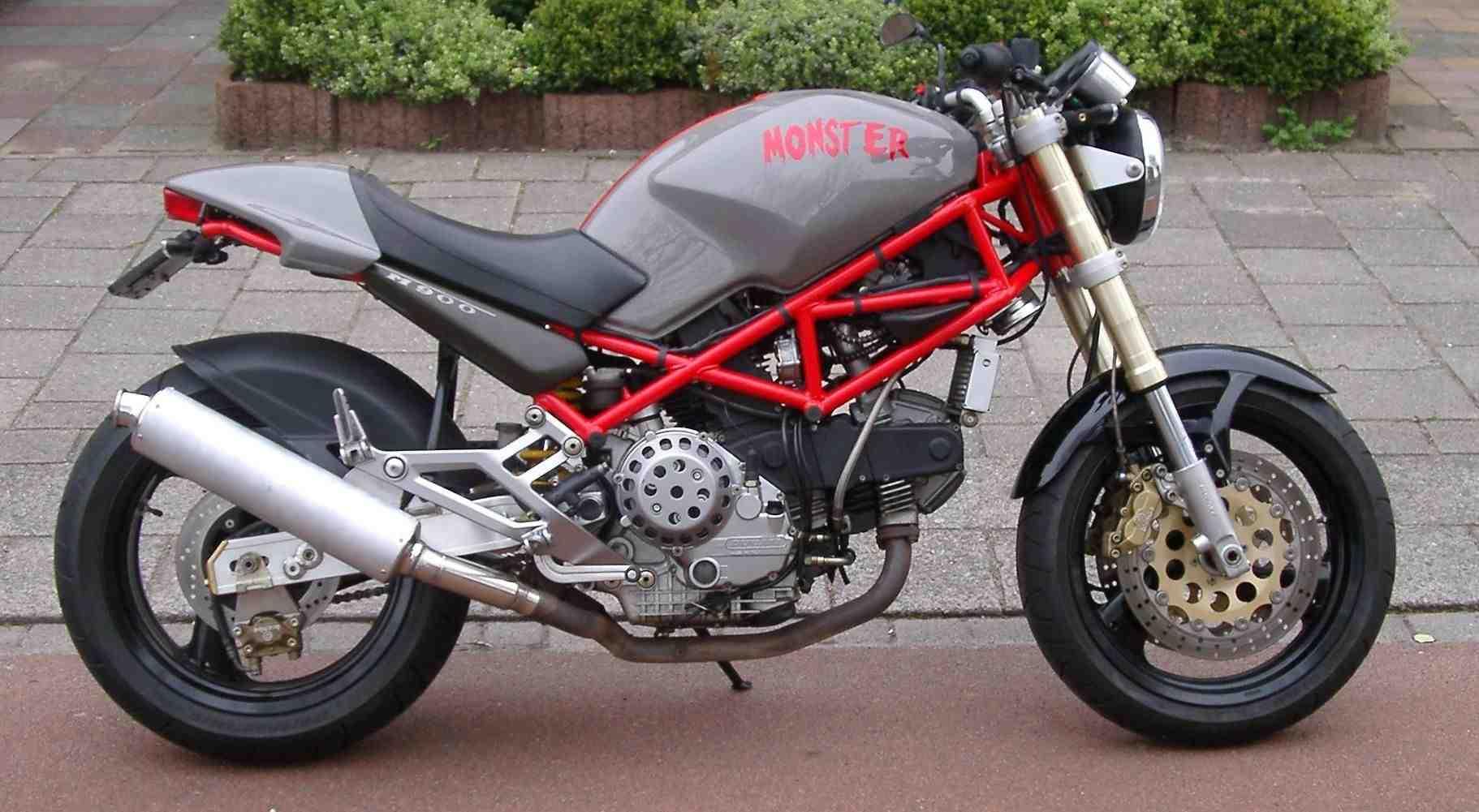 Ducati Monster Service Manual