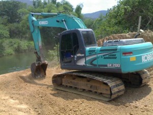 Kobelco SK200-8, SK210LC-8 Hydraulic Excavator Workshop Repair Service Manual