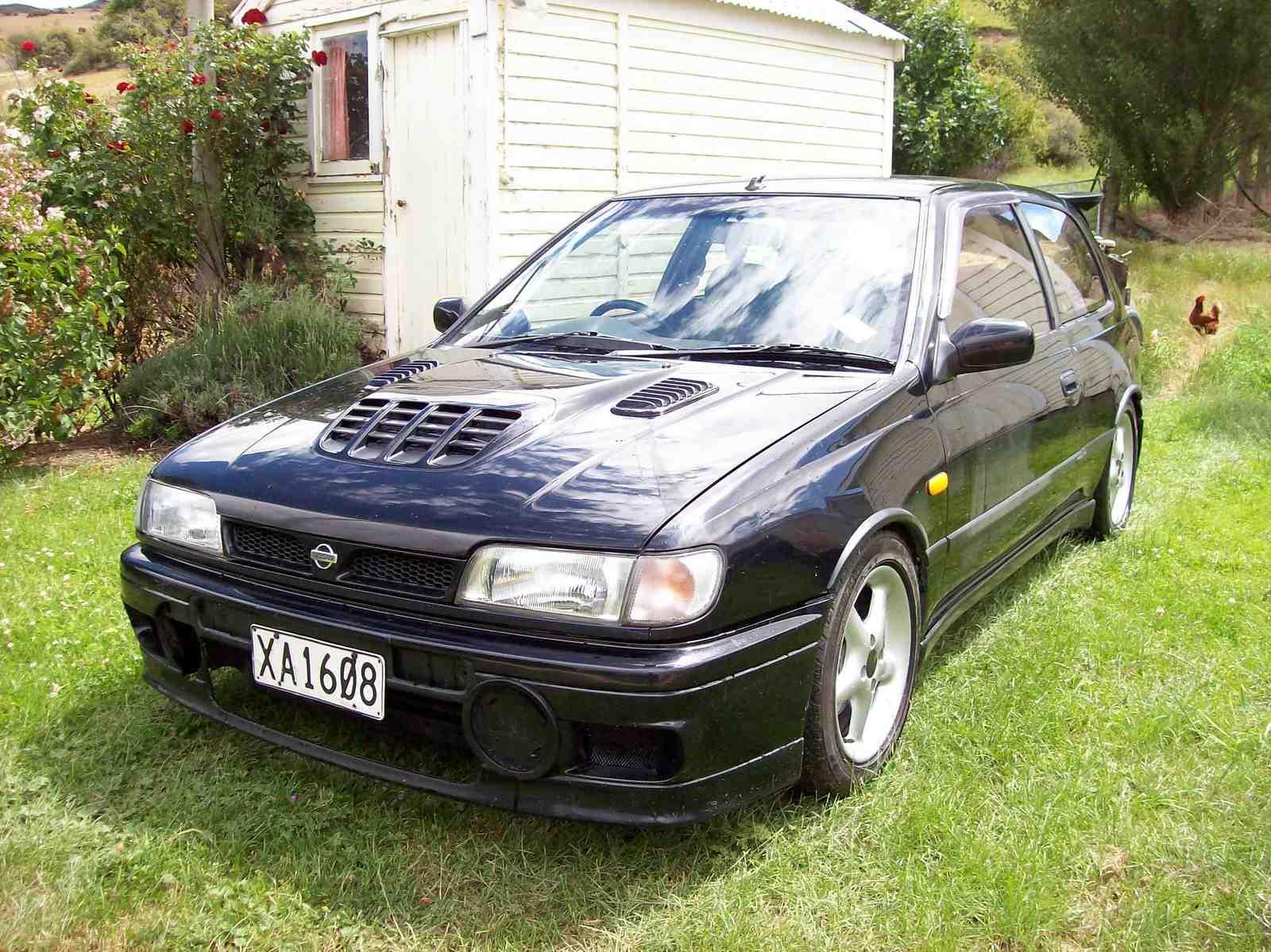 Nissan Pulsar (Model N14 Series), Sentra (Model B13 Series) 1990-