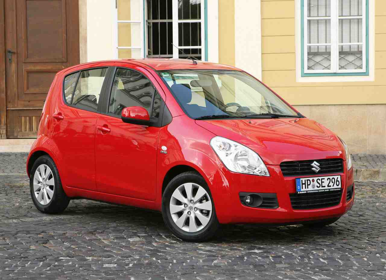 suzuki splash 2008 2015 workshop repair service manual complete rh pagelarge com manual suzuki splash manuel suzuki splash