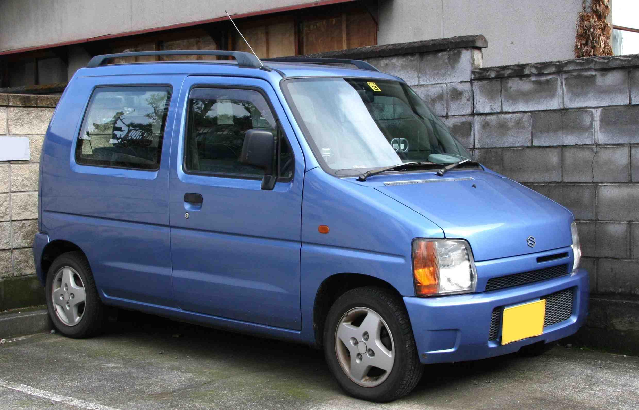 1997-2008 Suzuki Wagon R+ (RB310/RB413/RB413D) Workshop Repair Service