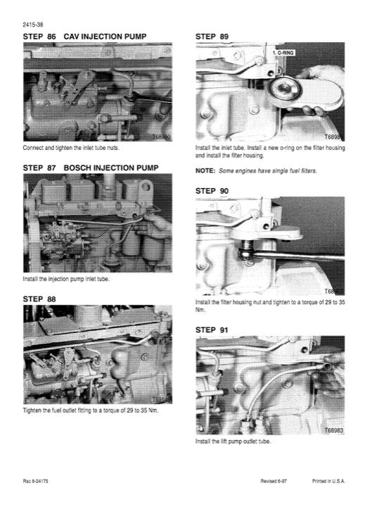 Case 85XT 90XT 95XT case 85xt, 90xt, 95xt skid steers workshop repair & service manual case 85xt wiring diagram at soozxer.org