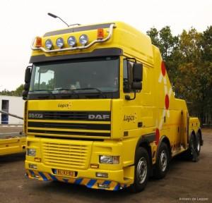 DAF 95XF, XF 95, XF105 Series Trucks Workshop Repair & Service Manual