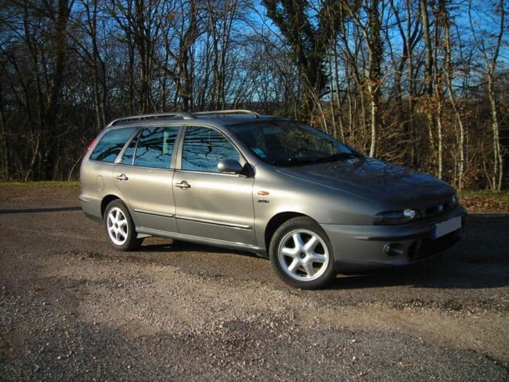Fiat Marea  U0026 Marea Weekend 1996
