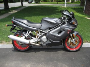 Ducati SportTouring 4 2000 Workshop Repair & Service Manual (COMPLETE & INFORMATIVE for DIY REPAIR)