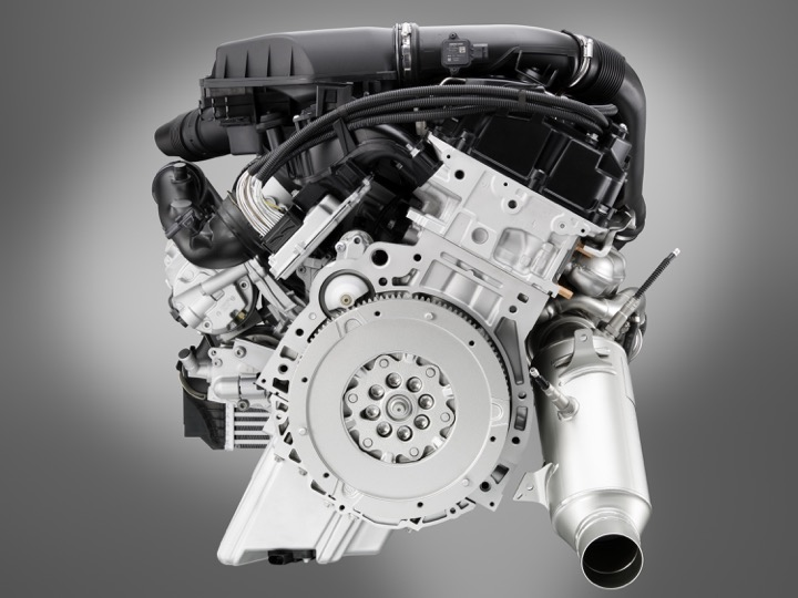 Bmw Diesel Amp Gasoline Engines Technical Information