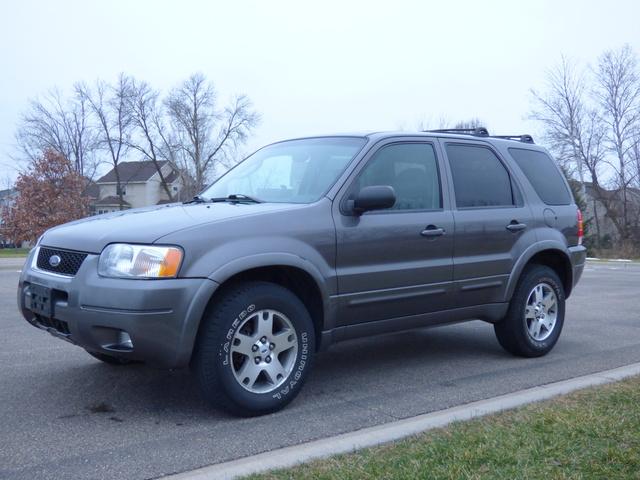 Ford Escape Hybrid Mercury Mariner Hybrid 2003