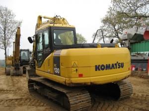 Komatsu PC130-7 PC130-6K, PC150LGP-6K PC150-3, PC150LC-3 Excavator Repair & Service Manual
