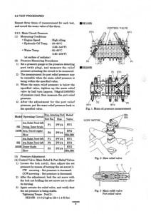 Kobelco Mini Excavators SK09SR, SK15SR, SK15MSR, SK16, SK17, SK16MSR, SK20SR Repair & Service Manual