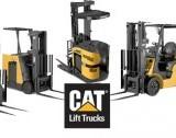 Caterpillar Lift Trucks All Models (MCFE 2011.12) Workshop HPK, OMM, PSB, Service Manual, Parts Sample