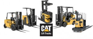 Caterpillar Lift Trucks MCFE 2011