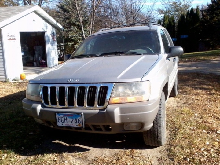 1999 jeep grand cherokee repair manual