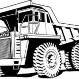 Komatsu Dump Truck 210E Factory Service & Shop Manual