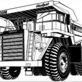 Komatsu Dump Truck 530M Factory Service & Shop Manual