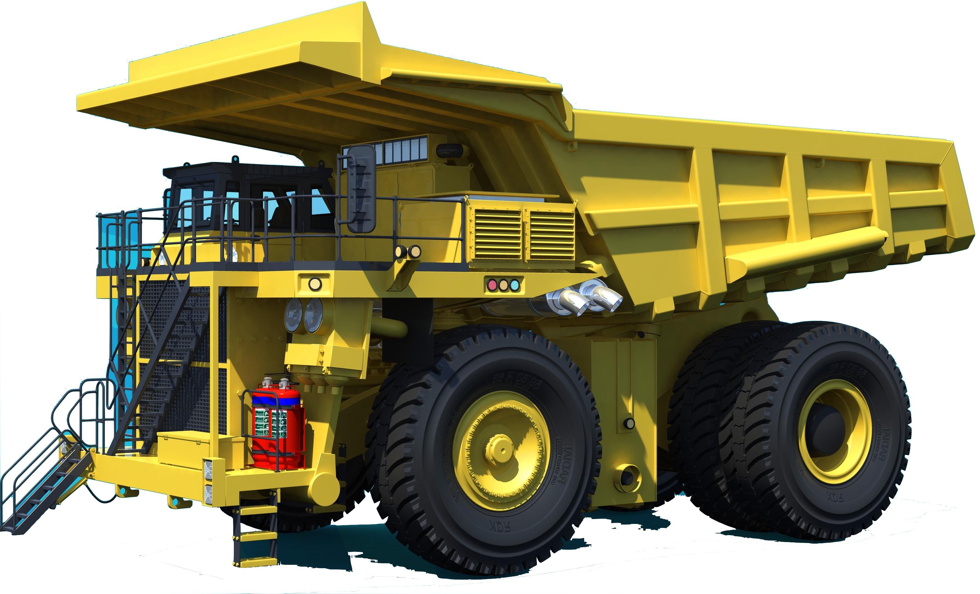 Komatsu Dump Truck 830E, 830E-AC, 830E-1AC Factory Service & Shop Manual