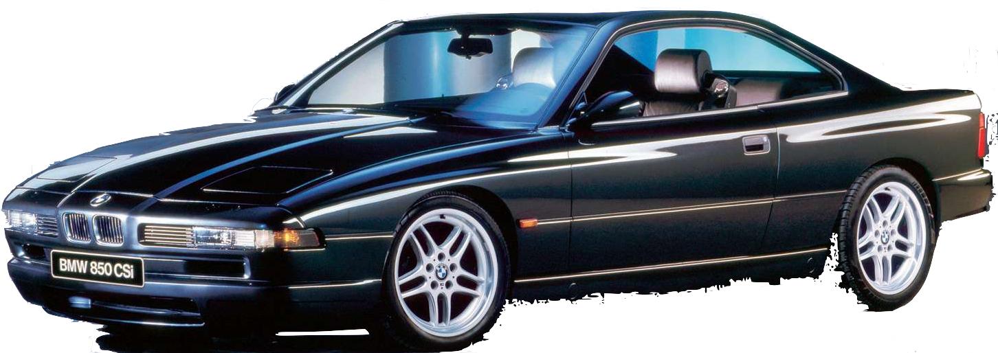 1991 bmw 850i service and repair manual