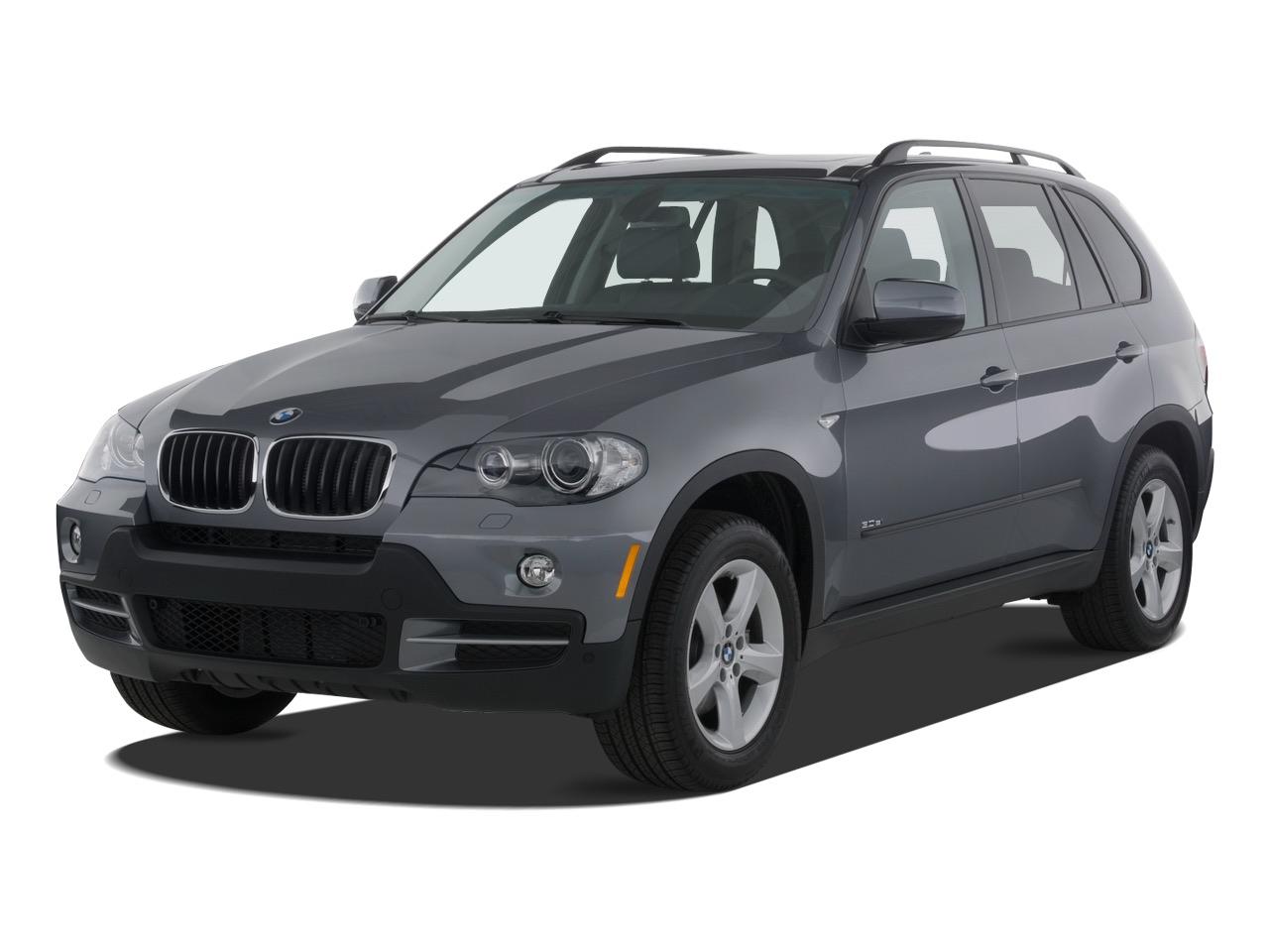 BMW X5 3.0i/3.5i/3.5d/4.4i/4.6i/4.8i/5.0i 1999-2013 Workshop Repair &  Service Manual