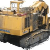 Komatsu/DEMAG Hydraulic Shovels Factory Service & Shop Manual