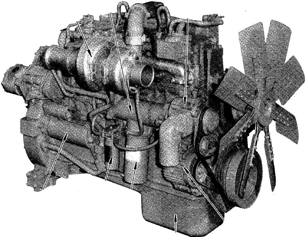 komatsu tnv    series diesel engines factory service shop manual pagelarge pagelarge
